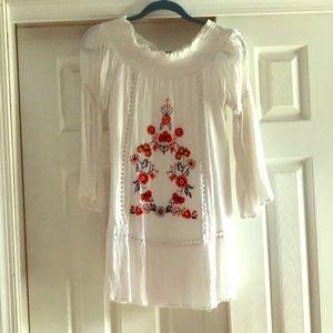 Cute cover-up or mini dress